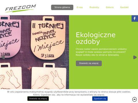 Frez-Com reklama