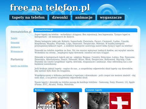 Freenatelefon.pl tapety na telefon
