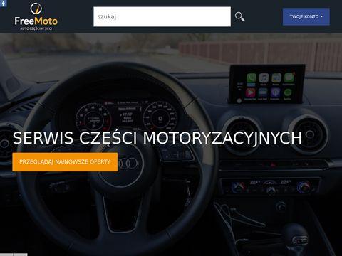 FreeMoto.pl - ogłoszenia samochodowe