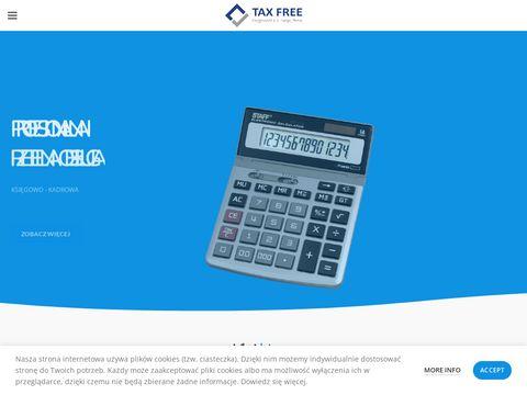 Free-tax.pl biuro rachunkowe i księgowe Gdańsk