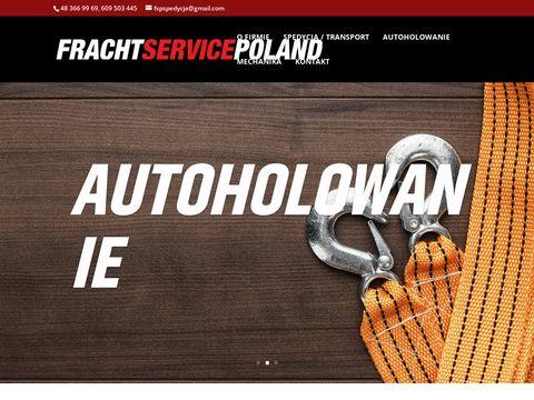 Fracht Service Poland laweta Radom