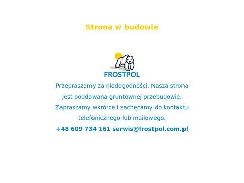 Frostpol.com.pl klimatyzacja i wentylacja Poznań