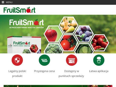 Fruitsmart.pl przechowywanie jabłek w chłodni