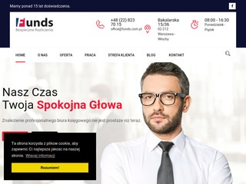 Funds biuro rachunkowe