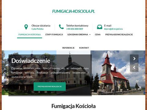 Fumigacja-kosciola.pl spuszczel pospolity