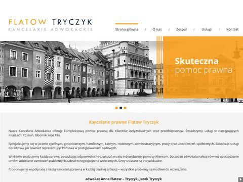 Ft-adwokaci.pl kancelaria adwokacka