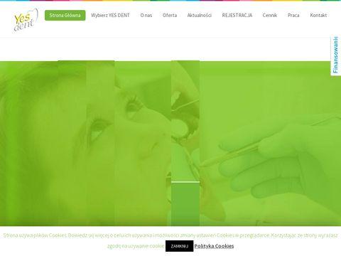 Yes Dent stomatolog Wrocław