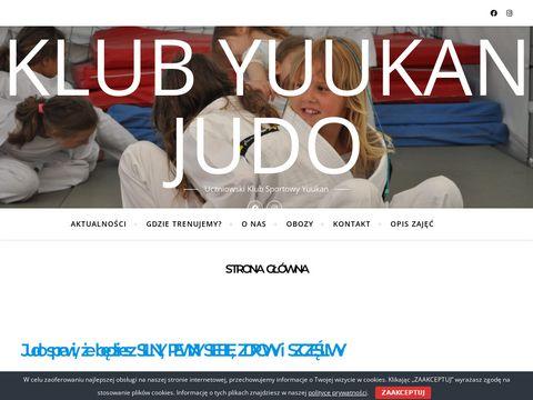 Yuukan-judo.pl klub