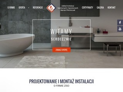 ZISO instalacje centralnego ogrzewania Poznań