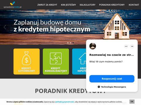 ZmniejszamyRaty.com - obniżamy kredyt