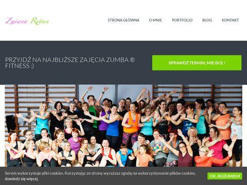 Zmianarytmu.pl sprawdź fitness w Malborku Sztumie