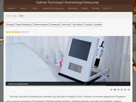 Zofia.pegiel.pl usuwanie zmarszczek