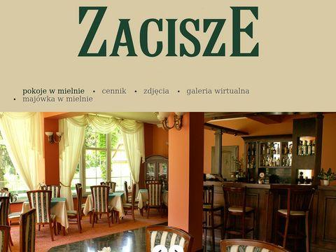 Zacisze.mielno.pl - pensjonat w Mielnie