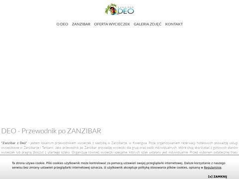 Zanzibarzdeo.pl atrakcje