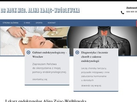 Zajacboczar-endokrynolog.pl