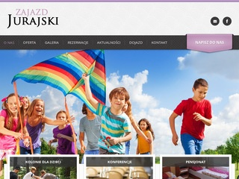 Zajazdjurajski.pl pensjonat