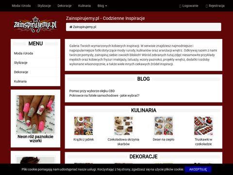 Zainspirujemy.pl - aranżacje mieszkań