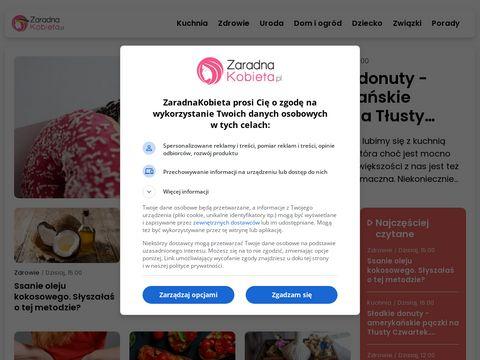Zaradnakobieta.pl - artykuły i porady dla kobiet