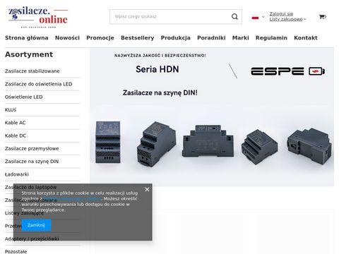 Zasilaczeonline.pl - ładowarka samochodowa