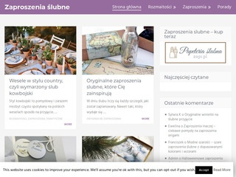 Zaproszenia-slubne.org