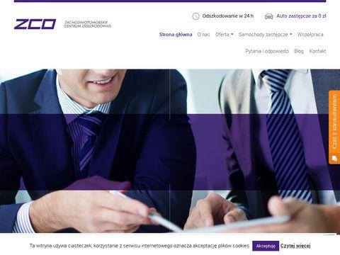 ZCO odszkodowania Szczecin