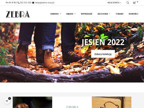 Zebra-buty.pl internetowy sklep obuwniczy