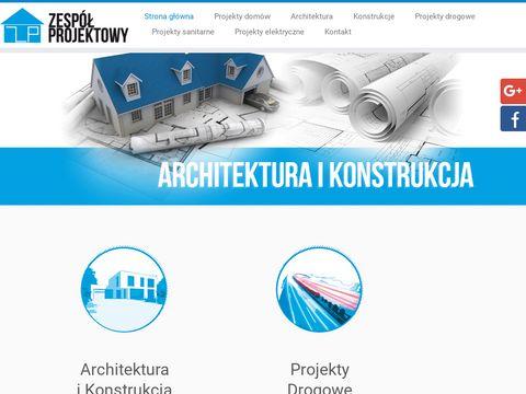 Zespol-projektowy.pl pracownia