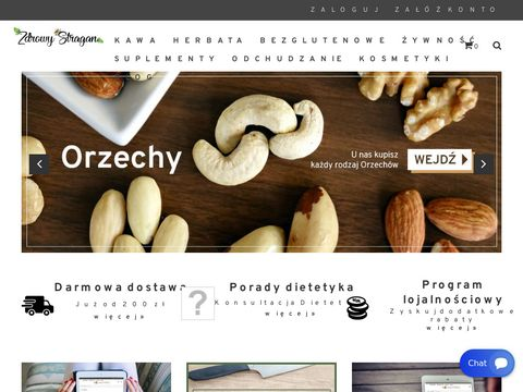 Zdrowystragan.pl - sklep ze zdrową żywnością