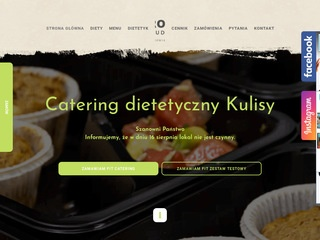 Zdrowiewpudelkach.pl catering fit