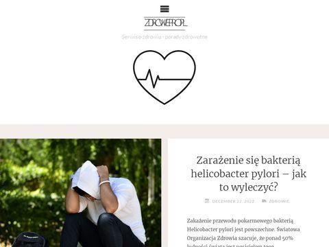 Zdrowiepro.pl blog o zdrowiu i urodzie