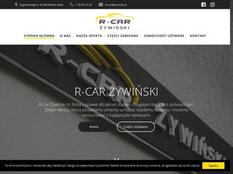 Zywinski.pl - serwis Chevrolet