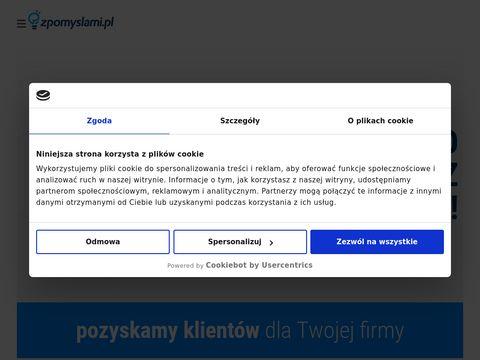 Reklama Tarnowskie Góry - strony www, logo, hasła reklamowe