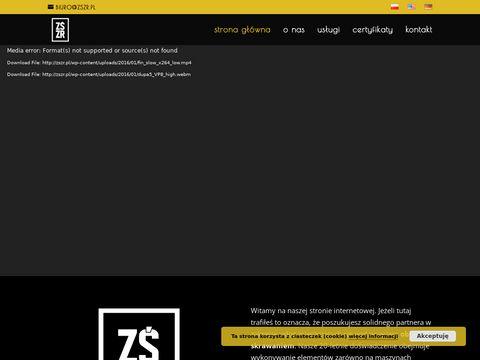 Zszr.pl obróbka metali cnc