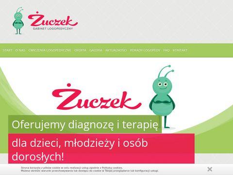 Zuczekkrakow.pl - logopeda