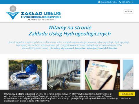 ZUH Jarosław Florczuk nadzór geologiczny
