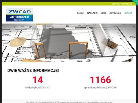 ZWCAD+ - pomoc w projektowaniu