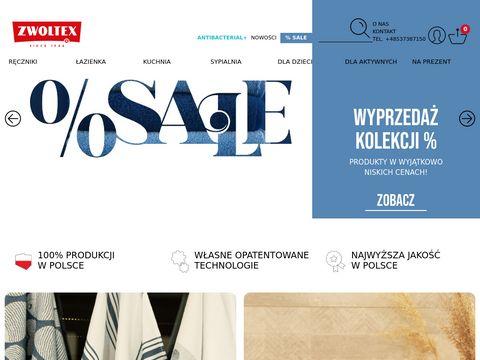 Zwoltex.pl - ręczniki bambusowe