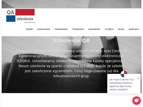Qa-szkolenia.pl ISTQB