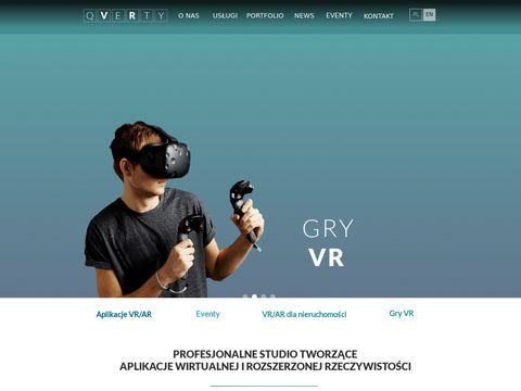Qverty.pl wirtualna rzeczywistość