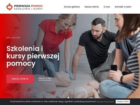 Pierwsza pomoc Toruń – szkolenia