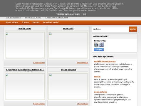 Piękne widoki na pulpit piekne-widoki.blogspot.com