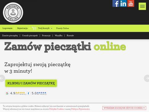 Pieczatki-online.eu