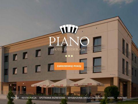 Piano-lublin.pl restauracja