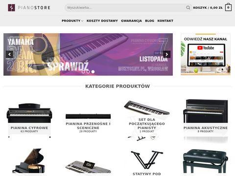 Pianostore.pl - pianina