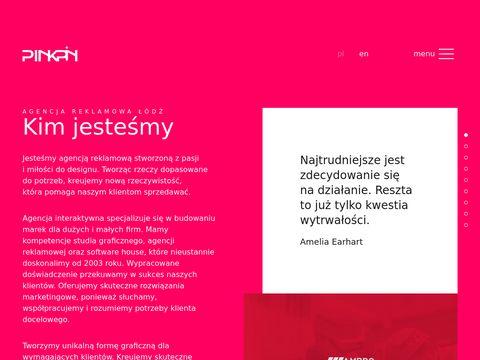 Pinkpin - studio reklamowe
