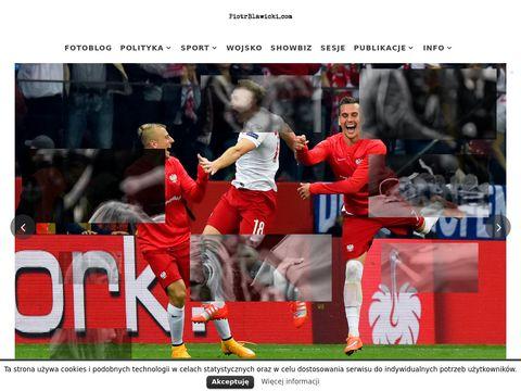 Piotrblawicki.com - Fotografia prasowa