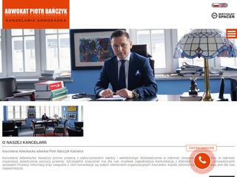 Piotrbanczyk.pl kancelaria adwokacka Katowice