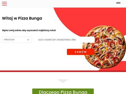 Pizzabunga.pl Wrocław