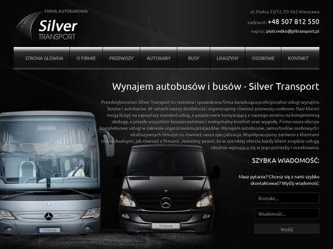 Phtransport.pl wynajem busów