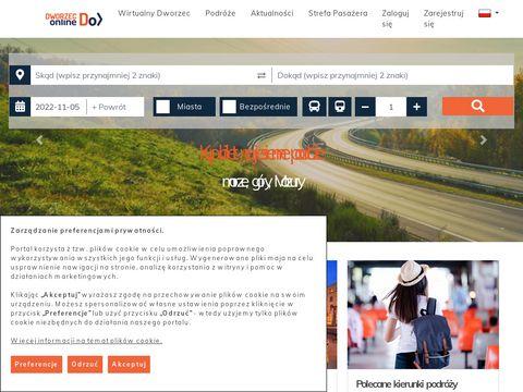 PKS Polonus - bilety autobusowe krajowe